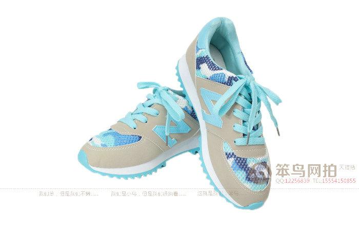 女士休闲鞋运动鞋-济南笨鸟网拍