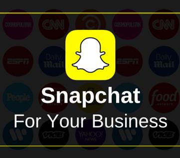 Snapchat推广