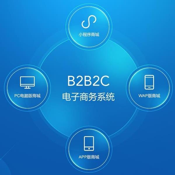 麥殼云B2C商城云系統