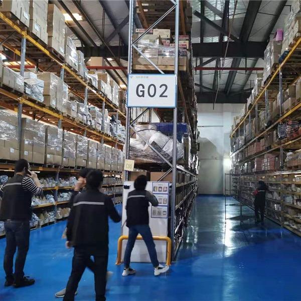 上海倉儲配送一體化服務