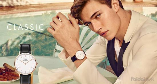 [千手说] 第1课 DW手表是如何快速启动电商市场的?