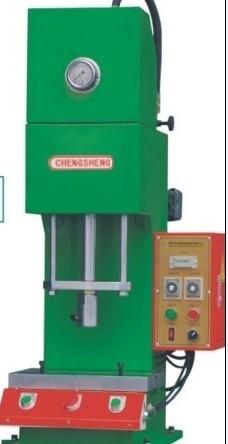 小型C型油壓機