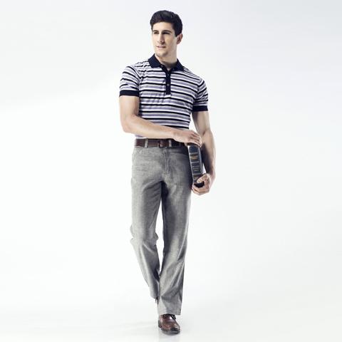 男装裤子模特拍摄产品拍照服务