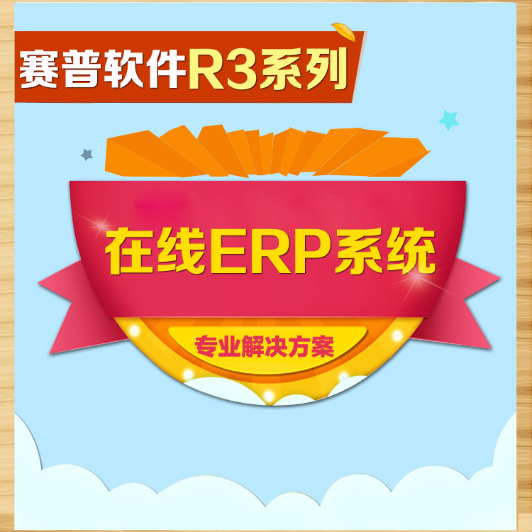 赛普传统R3 ERP