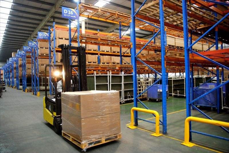 電商倉儲物流外包公司配備了哪些專業的倉儲設備?
