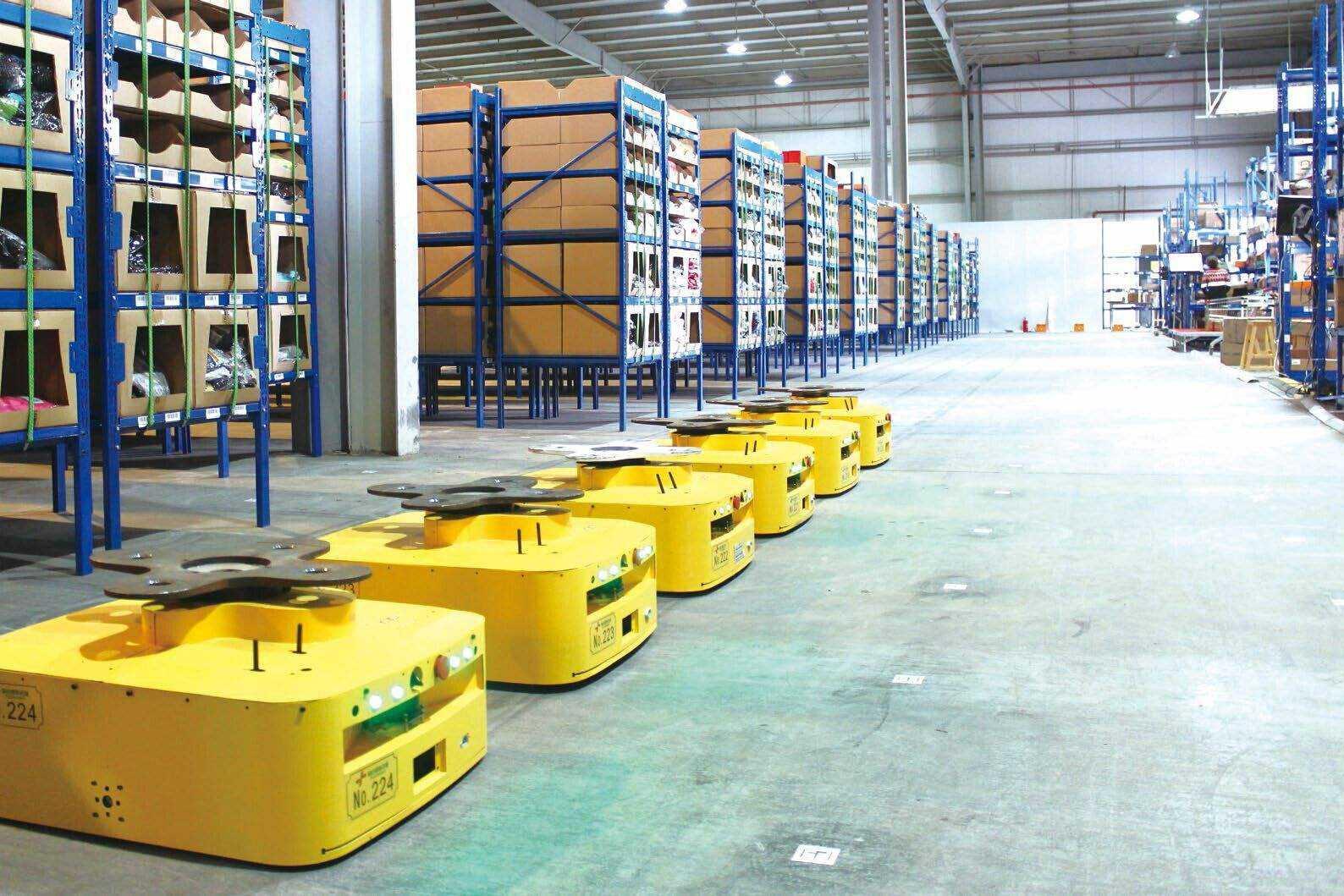 南京電商倉儲物流-關于自動化倉儲機器人的價格?